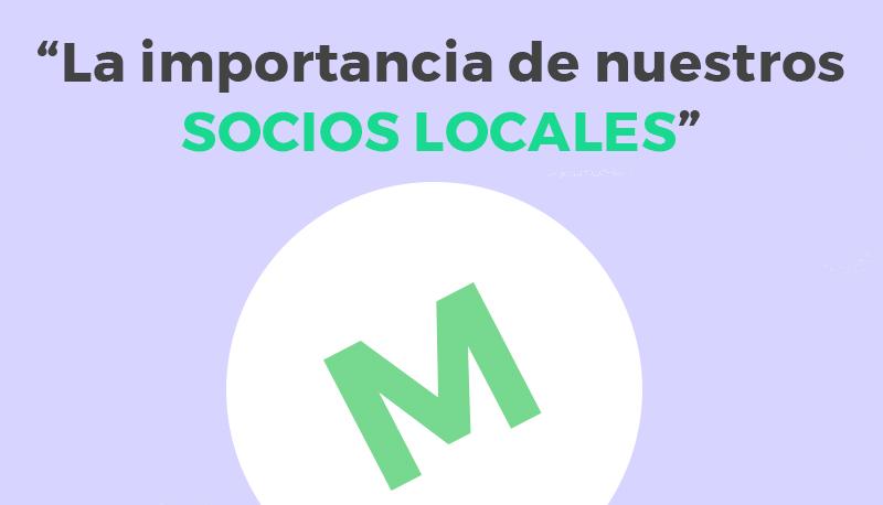 socios locales