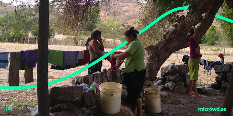 Comunidad de Río Abajo (Yalaguina).