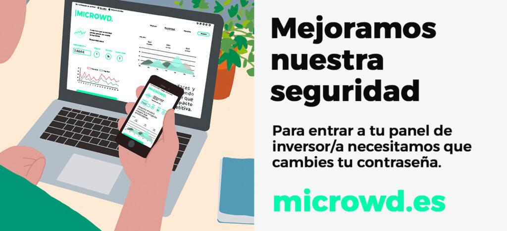 Nueva web - MICROWD